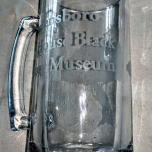 Glass Mug 1qt size