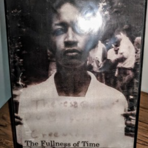 The Fullness of Time DVD cover